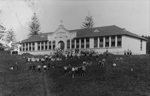Our History, St Joseph's Primary School New Plymouth