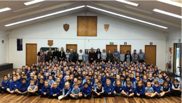 Special Character, St Joseph's Primary School New Plymouth